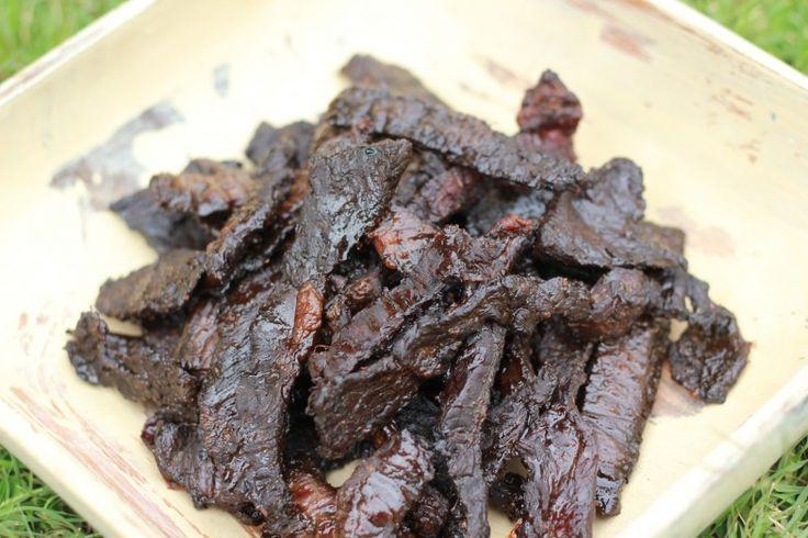 Freakin' Amazing Beef Jerky - Weed'em & Reap