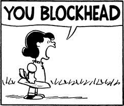 lucy van pelt pictures - Can I say this to block-headed doctors? :-)