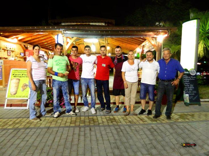 Fast Food Grigoris Team, Sarti, Halkidiki, Greece, Nikon Coolpix L310 photography 201407162151