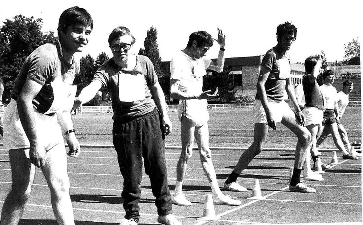 This week the L'Arche Jubilee Time Machine takes us back  to 1976... for the L'Arche Olympic Games! #tbt