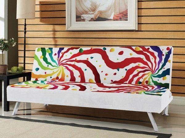 Sofá Cama Colorful - Sofás Cama - Tienda de Muebles-Colchones-Sofás Baratos Online: Amueblea