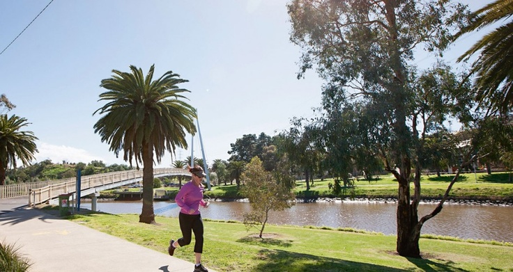 Maribyrnong River Trail_Moonee Ponds  themelbournemag.com
