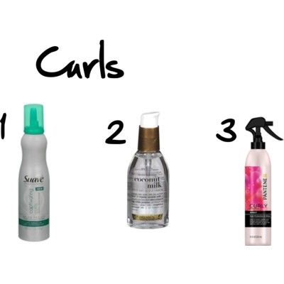 How to Style Curly Hair Fast