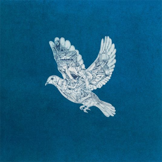 Album artwork of the week: The intricate illustrations of Coldplay's 'Ghost Stories'