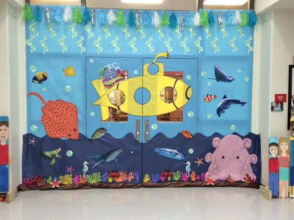 Under The Sea Classroom Decoration Ideas ~ Best images about lifeway vbs submerged on