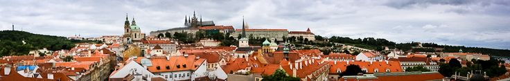 #Prague #Rooftop #Panorama.I shot the images for this on my Canon DSLR, but combined them with the #autostitch app to make a panorama. So it's a hybrid of sorts- shot on my Canon, but edited on my #iPhone.