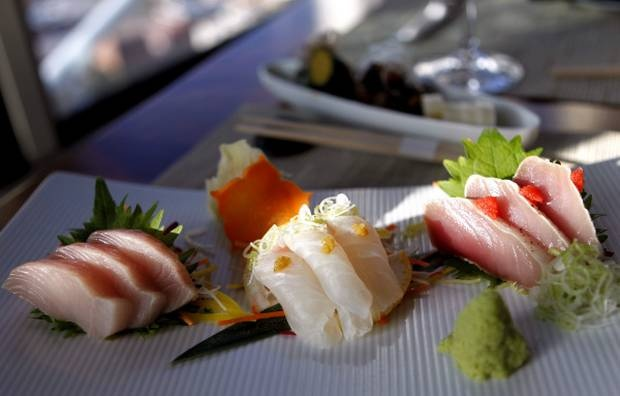 Restaurant review: Five Sixty by Wolfgang Puck is still tops for Asian fusion dining. Thanks, Dallas Morning News! #dallas #restaurant