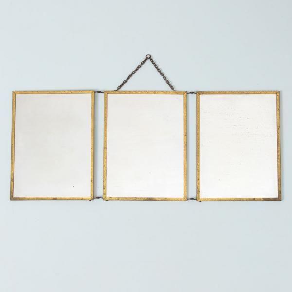 The 25+ best Miroir triptyque ideas on Pinterest   Mirroir de ...