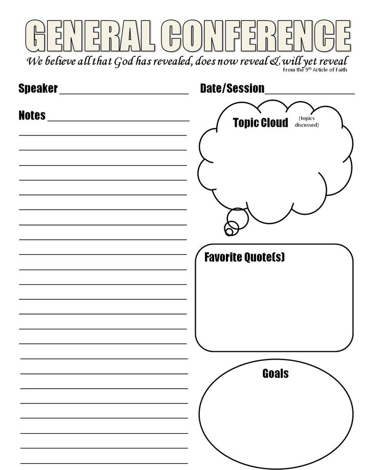 General Conference April 2013 - Youu0027re invited! Hereu0027s a sheet to - conference sign up sheet template