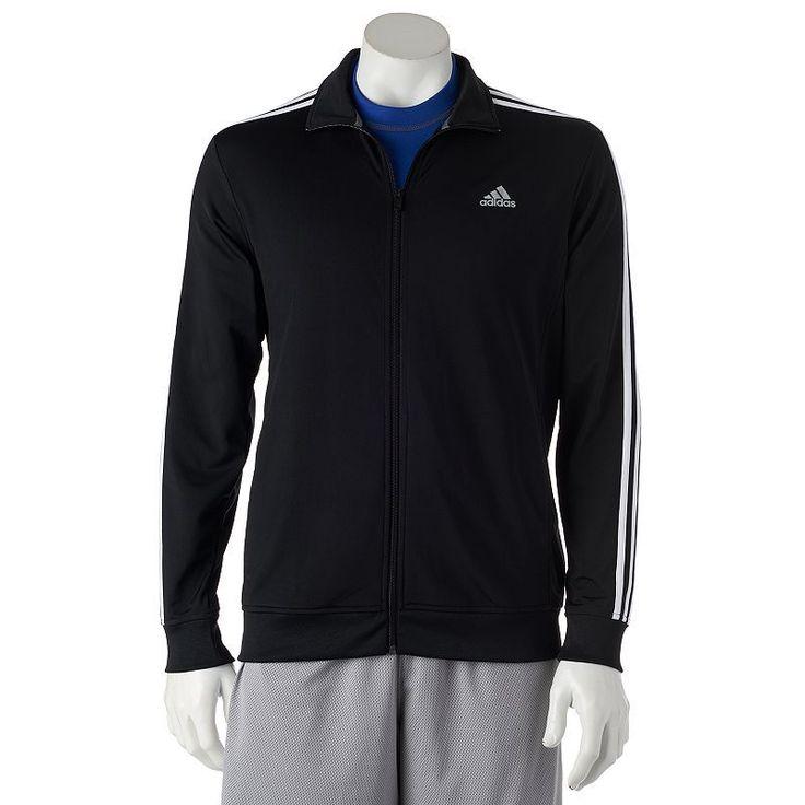 Men's Adidas Key Track Jacket, Size: