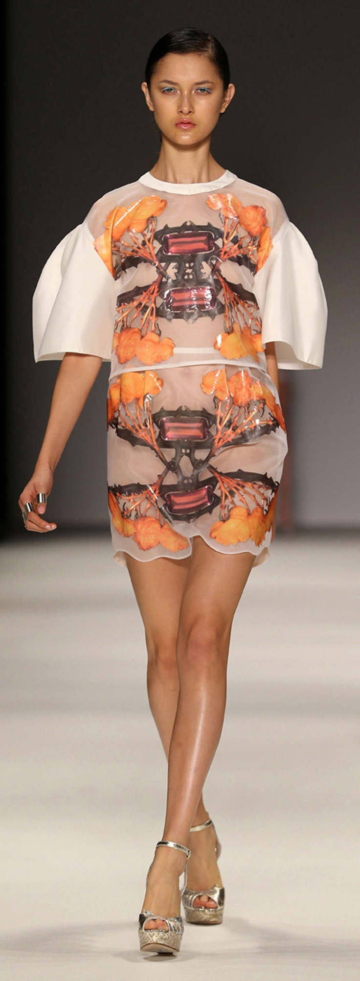 Alice McCall - Fall 2013 - Sydney Fashion Week