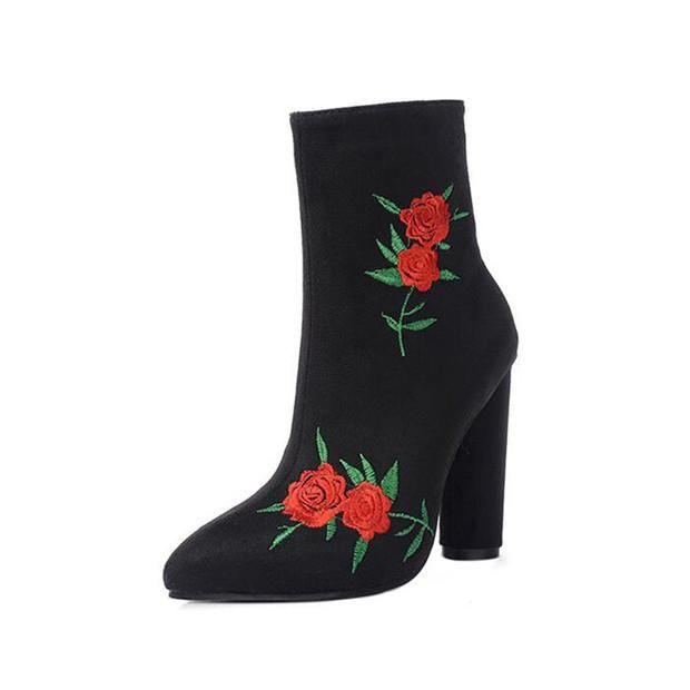 Wayvigo Trendy Denim Lady Shoe