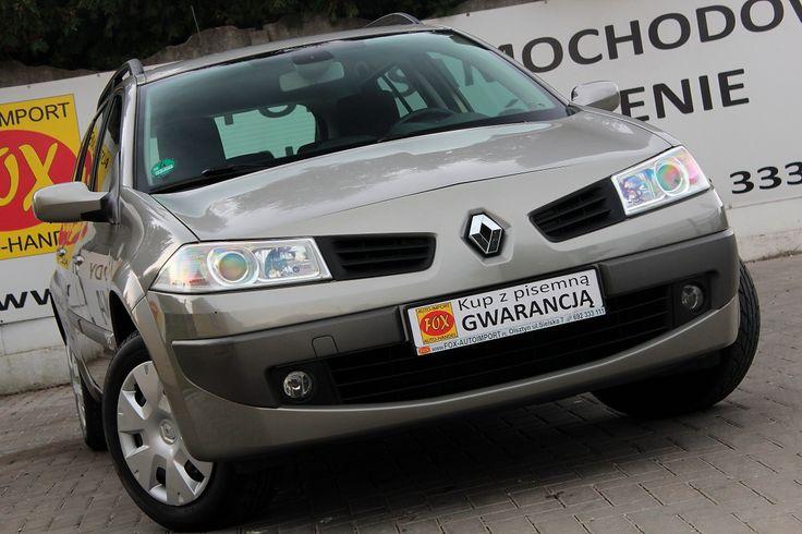 Renault Megane II Grandtour 1.6 112KM