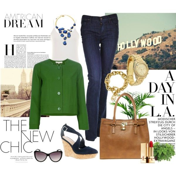 """""""The New Chic"""" by fiftynotfrumpy on Polyvore"""