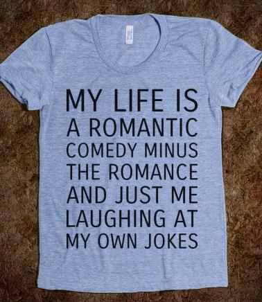 my life on a tee shirt
