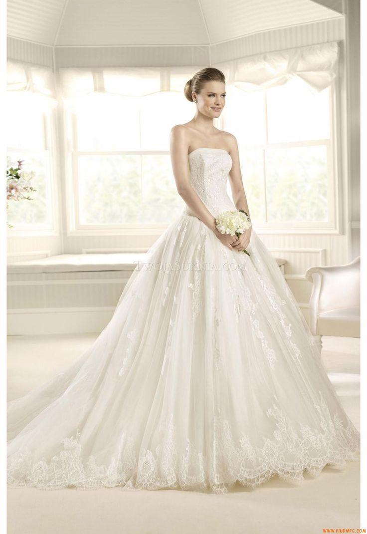 best TrumpetMermaid Wedding Dresses images on Pinterest