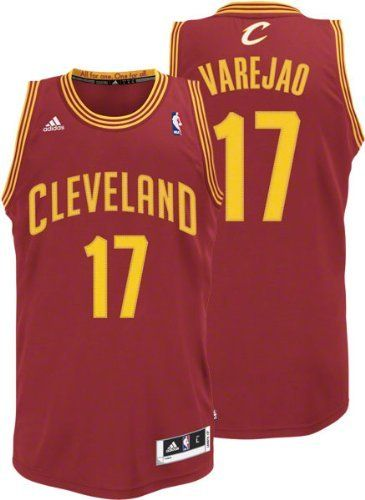 Anderson Varejao Adidas Revolution 30 Swingman Cleveland Cavaliers Jersey by adidas. $89.99. Officially licensed by the NBA. New 100% mesh detail is breathable, comfortable and easy to care. Updated jocktag mimics the on-court version. New back neck taping eliminates need for back labels. Always wanted to play the role of Anderson Varejao on the court but never had the chance? Welcome to the Revolution. Celebrate with this Anderson Varejao Adidas NBA Revolution 30 S...