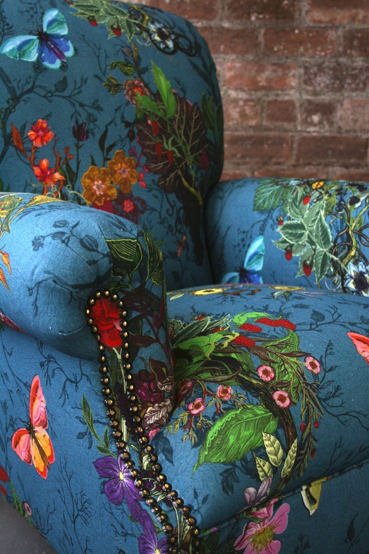 Furniture - Timorous Beasties. Might be sold out but I still list after this @tbeasties chair and hope another one might come up in the not too distant future