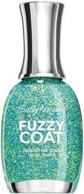 New Sally Hansen Fuzzy Coat Textured Nail Colors