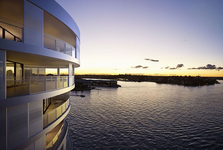 SJB | Projects - Barangaroo Residential