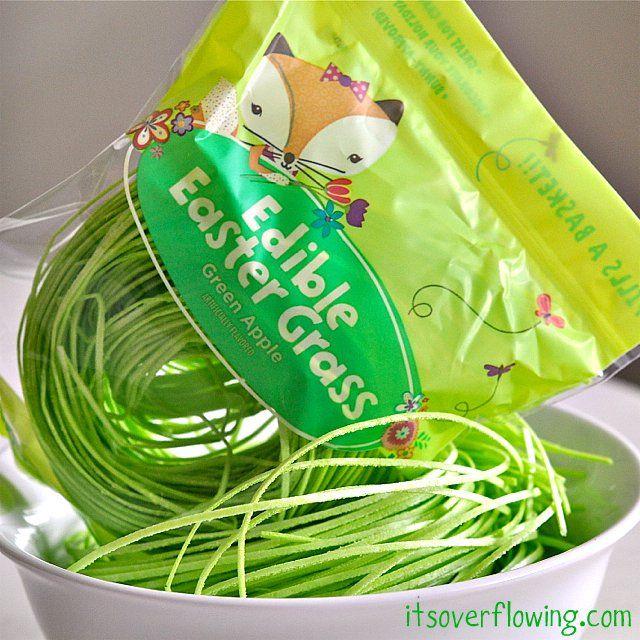 edible Easter grass? OK!!
