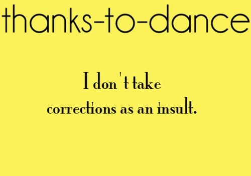 funny newspaper corrections | thanks to dance # dance # dancer # dancers