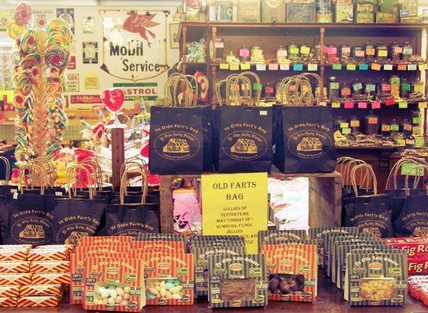 Lolly Shop Perth Western Australia
