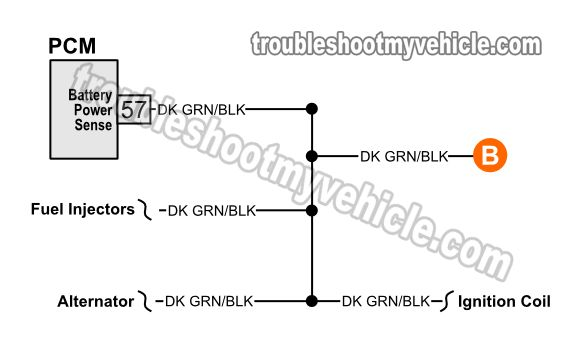 Asd Relay Wiring Diagram  1993  1994  1995 4 0l Jeep Grand