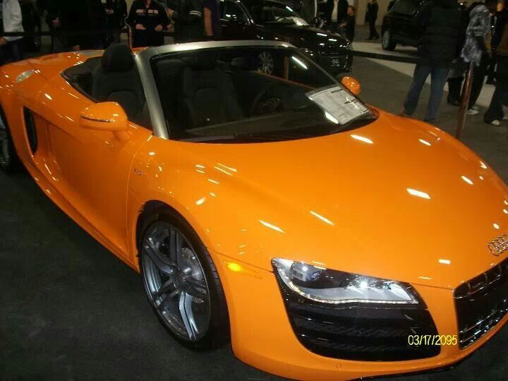 The Audi Rx8