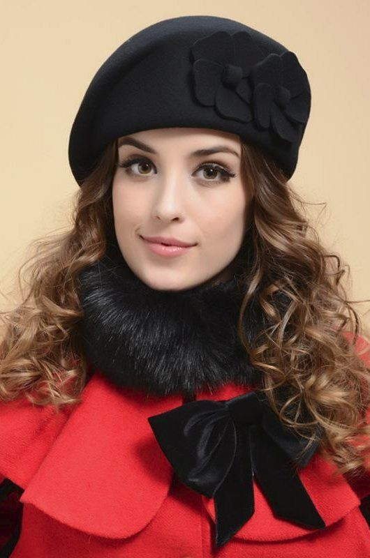 b0153de03d2 Women Felt French Beret  15.00 Free Shipping