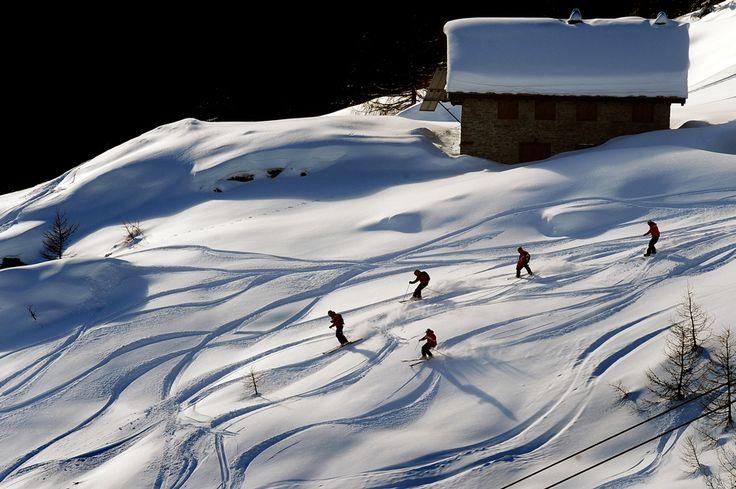 Le funivie di La Thuile in Valle d'Aosta
