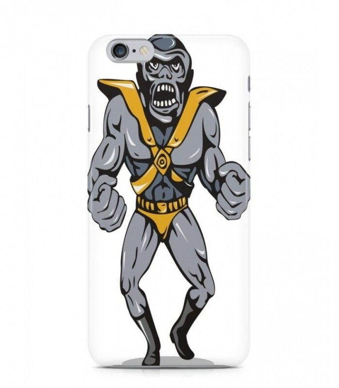 Amazing Extraordinary Mutant Alien Theme 3D Iphone Case for Iphone 3G/4/4g/4s/5/5s/6/6s/6s Plus - ALN0168 - FavCases
