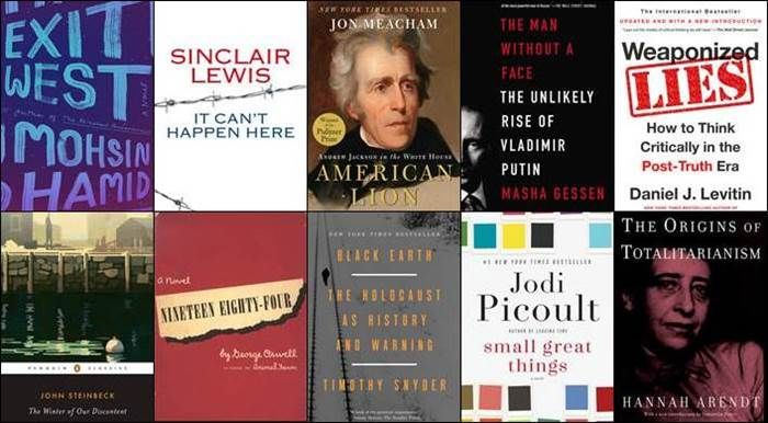 Books and the Bully Pulpit: What the World Is Reading and Why