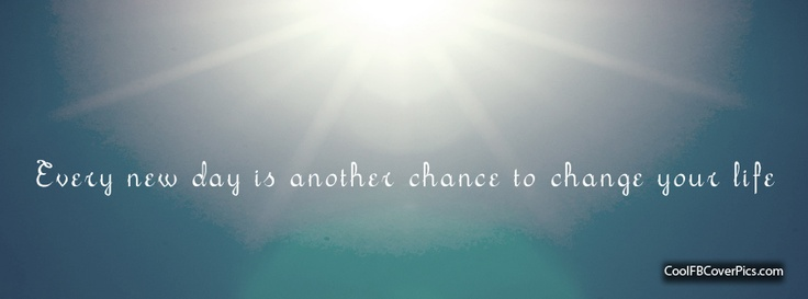 FREE facebook cover pic...change your life