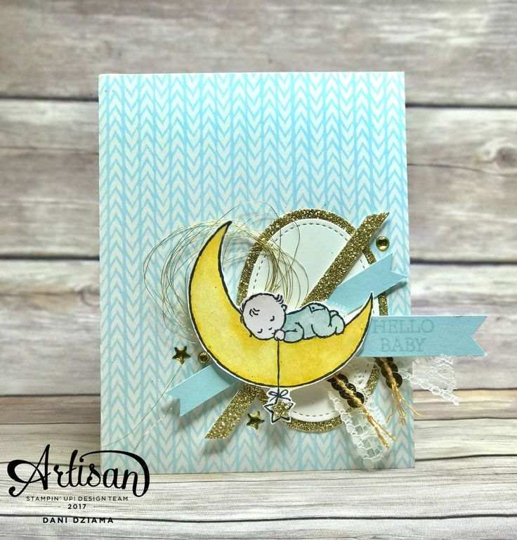 Hello there! Welcome back to day 5 of the Stampin' Up! Artisan Design Team Display Stamper blog hop. I'm so happy you've joined us! ...