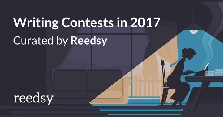 An exhaustive list of paid and free writing contests in 2017, curated and updated on a weekly basis. Find all the reputable contests in your genre!