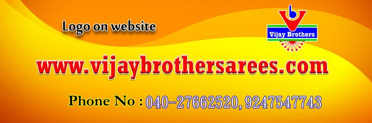 Please Visite our website : http://vijaybrothersarees.com/