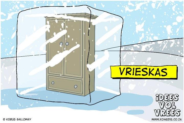 Vrieskas