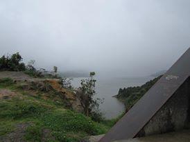 Represa del Sisga - depto de boyacá - Colombia.
