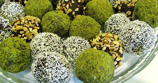 Çikolata Topları Tarifi | Kadınca Tarifler - Kadınlar İçin Özel Paylaşımlar - Yemek Tarifleri