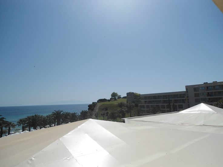 Sani resort.