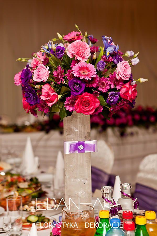 Dekoracje weselne Edan-Art, Kwiaty do ślubu warmińsko-mazurskie. Zełwągi  #wesele #slub