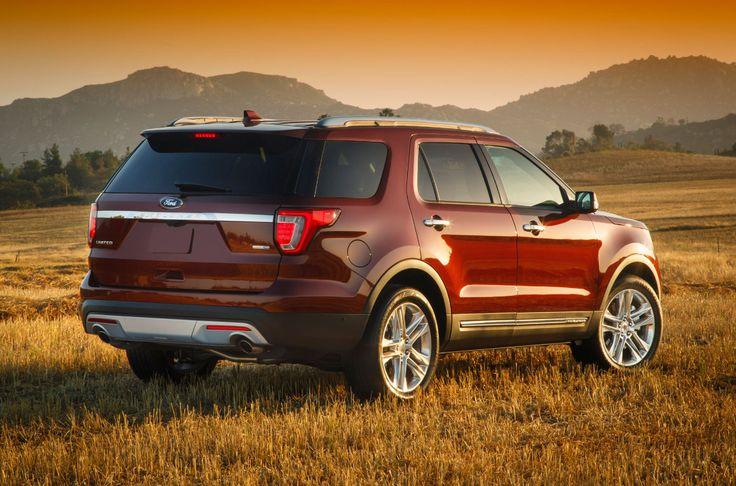 1000 ideas about ford explorer on pinterest ford flex for Ford flex vs honda pilot