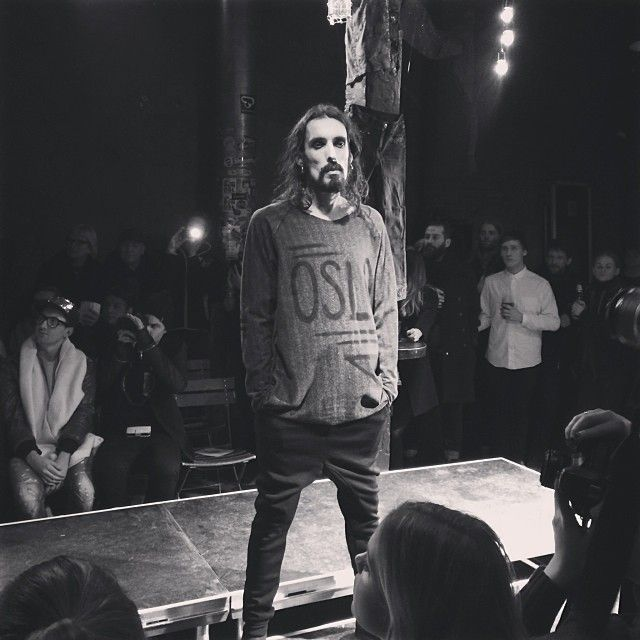 #blackrat#svartrotta#oslotrend#fashion#czarny#blaaoslo