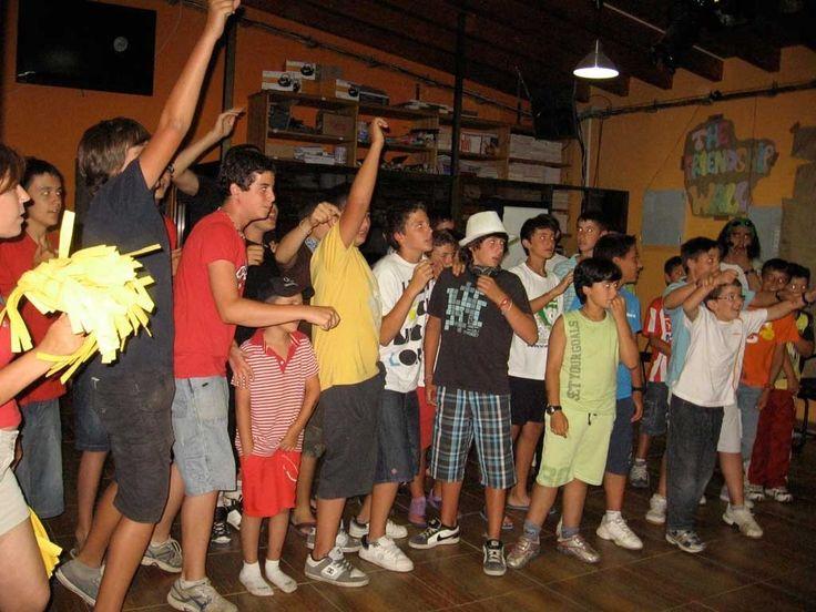 Galería de fotos » Veladas nocturnas - Noche de Furor | GMR summercamps
