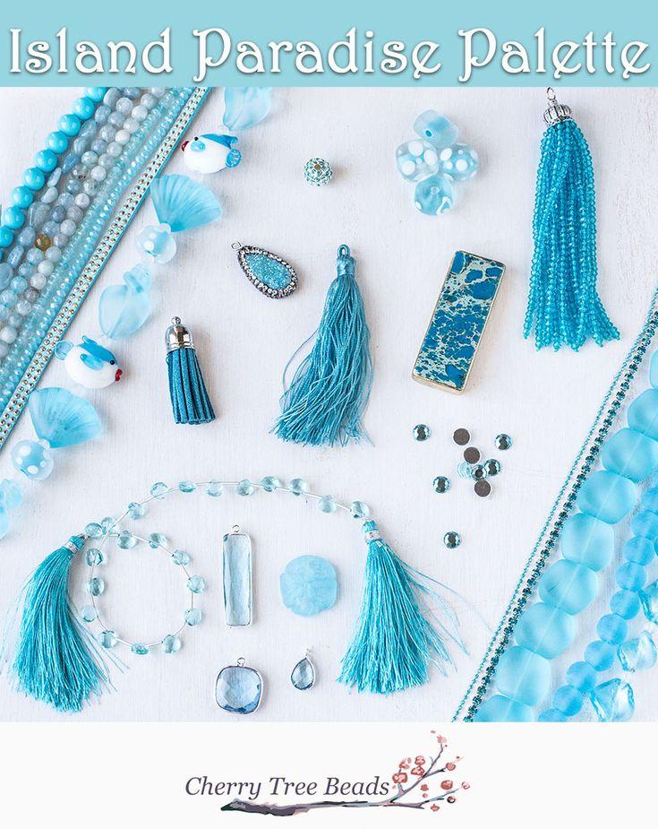 Aqua Colors- Perfect for Summer