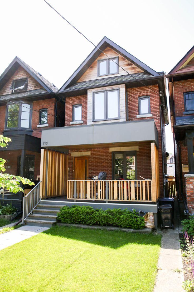 Modern Porch Ideas and An Update