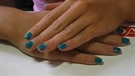 Tutorial Green Summer in PUPA NAIL ACADEMY - PUPA Milano