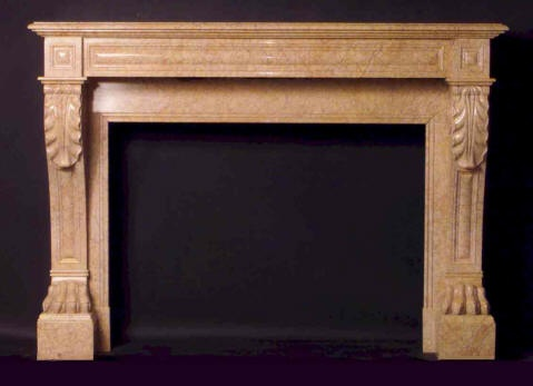 antique fireplace mantels - Antique Fireplace Mantels