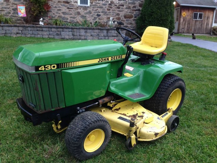 Garden Tractor Steering : The best john deere ideas on pinterest